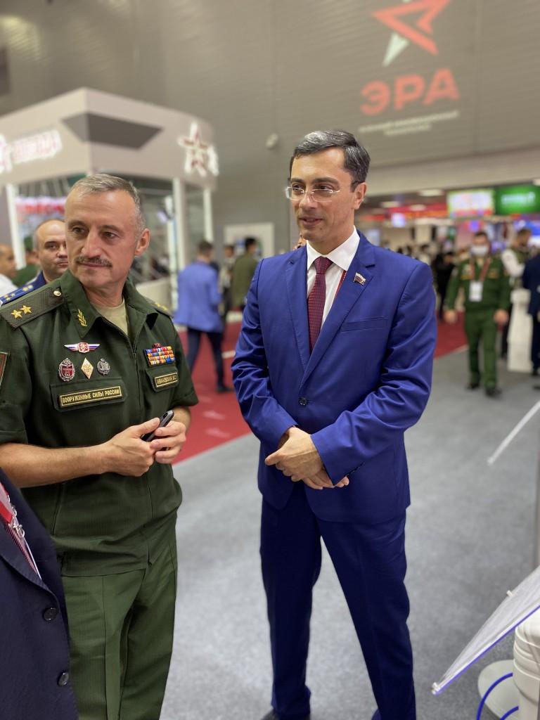 Гутенев Армия 3